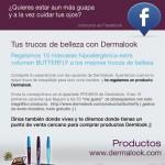 Abrimos un concurso en Facebook: Tus trucos de belleza con Dermalook