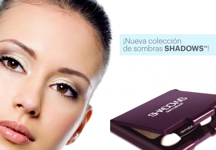 Nueva colección de sombras hipoalergénicas SHADOWS™: belleza en un abrir y cerrar de ojos