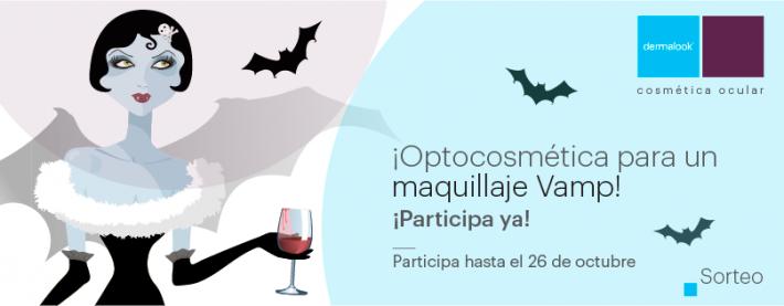 Sorteo de Halloween – ¡Tus sombras smoky para un maquillaje Vamp!