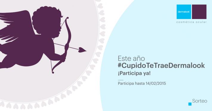 ¡Este año #CupidoTeTraeDermalook!
