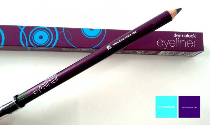 Lanzamiento del Dermalook® Eyeliner™ verde