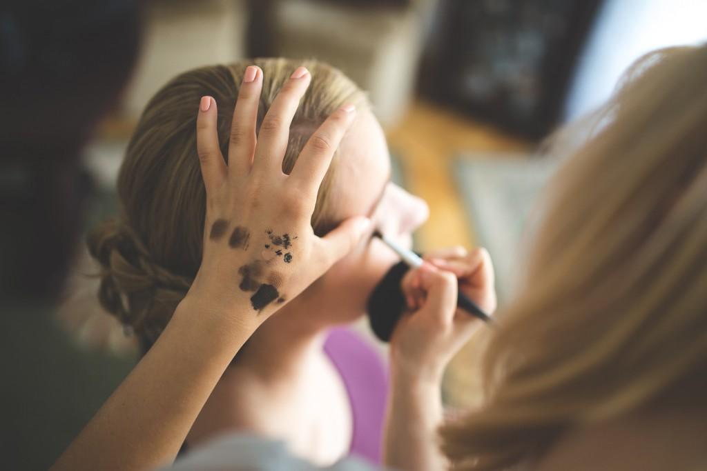 No compartir maquillaje