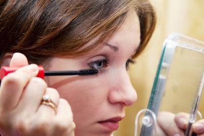 Maquillaje y lentillas