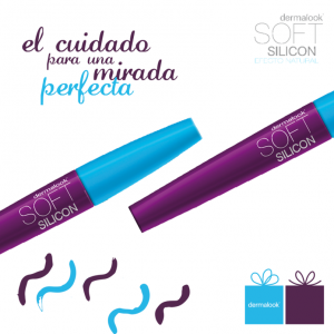 soft silicon mascara