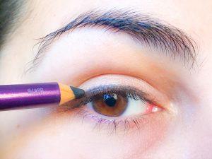 eyeliner trazo